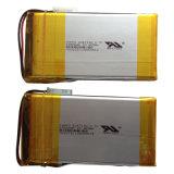 batería recargable de 7.4V Lipo para la chaqueta Heated