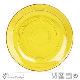 """10.5 """" placas de jantar cerâmicas da faiança por atacado"""