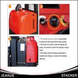 1.4t, venta caliente 1.6t Colocar-en el apilador eléctrico