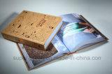 Service d'impression personnalisé de livre de table basse de papier d'emballage