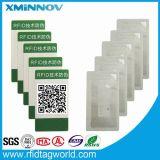 NFCの反金属の検出の機密保護のラベルHy150012A