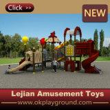 Equipo al aire libre del patio de Plasitc de los niños de la alta calidad del Ce (X1507-1)