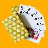 Tarjetas que juegan del casino de encargo de la fábrica de China