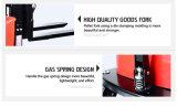 最もよい販売の手動フォークリフト手動パレットスタッカー、手動フォークリフト手の手動フォークリフト、手のフォークリフト