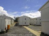 Casa di modello della sosta mobile della camera da letto della costruzione prefabbricata 2