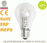 Ampola energy-saving do halogênio de A60/A19 230V 28W E27/B22