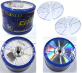52X 700MB 80 Min Blank CD-R mit Shrink Wrap CD-R 100
