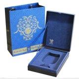 Empaquetado de papel de calidad superior del perfume de la cartulina