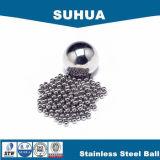 A través de bola de acero inoxidable magnética de la dureza AISI440c