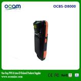 Código de barras Handheld móvil PDA industrial