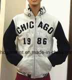 Спорты Wear College Wind Fleece Baseball Uniform Hoodie для Man/Women