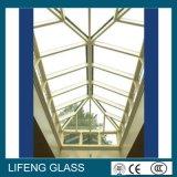 vidrio laminado claro de 10.38m m con buena calidad