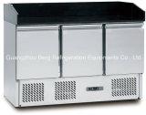 Холодильник PS300 Saladette 3 дверей открытый верхний