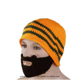 Шлемы высокого качества бородатыми связанные шерстями