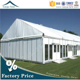 容易なSetup Movable 15m*25m Clearspan Structure ABS Wall Wedding Tent