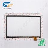 """LCD-TFT 10.1 """" 투상 전기 용량 접촉 스크린 수치기 유리"""