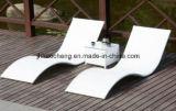 Base esterna Hc-W-Lb08 del salotto della spiaggia di alluminio di Sun