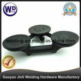 L'aspiration de poussoir d'aspiration coulée sous pression par aluminium résistant met en forme de tasse Wt-3907