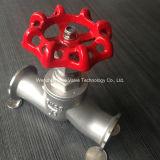 Válvula de globo del acero inoxidable Dn20 CF8/CF8m (J11W-16P/R)
