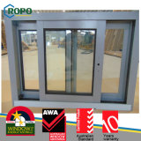 Qualitäts-schiebendes Aluminiumfenster mit Bildschirm