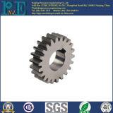Piezas que trabajan a máquina modificadas para requisitos particulares del CNC del acero suave