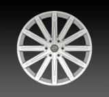 Сделано в автомобиле высокого качества Китая участвуя в гонке выковал оправу колеса сплава