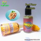 Flüssigkeit des Erdnuss-Aroma-E für E-Zigarette