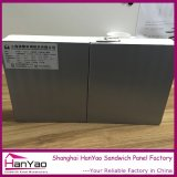 カスタマイズされた熱の冷たい絶縁体カラー鋼鉄ポリウレタン (PU)サンドイッチパネル