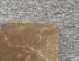 焦茶のカスタマイズされた自然なローマの大理石