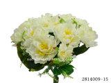 Pivoine Bush (2814009-15) de fleur d'Artificial/Plastic/Silk