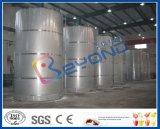 grande tanque de armazenamento inoxidável do tanque de aço de tanque de armazenamento do leite grande