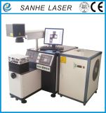 Soldadora de laser del explorador de la fibra para IC/Metal Sheels