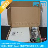 lector de tarjetas de la frecuencia ultraelevada RFID del TCP/IP 860-960MHz para el sistema del estacionamiento