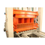 Qt8-15 automático Concrete Brick Making Machine con PLC Control