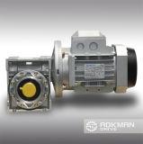 De Buena Calidad Motores de engranaje de tornillo sinfín de la serie Nmrv / caja de cambios