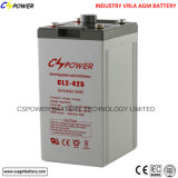 12yearsデザイン生命の鉛酸蓄電池2V550ahの製造業者