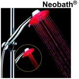 Testa di acquazzone accessoria dell'ABS LED della stanza da bagno cinese