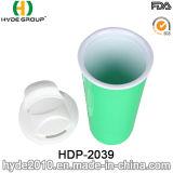 جديد صنع وفقا لطلب الزّبون لون [كفّ موغ] بلاستيكيّة ([هدب-2039])