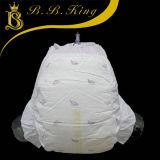 B級の極度の高い吸収の安い価格の使い捨て可能な赤ん坊のおむつ