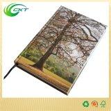 Alta impresión del libro del color de Qualityfull con la cinta leída (CKT-BK-320)
