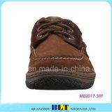 Chaussures en cuir économiques de bateau pour les hommes
