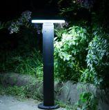 Indicatore luminoso solare del giardino della lampada del prato inglese del LED