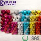 Sfere Handmade del feltro di nuovo natale/sfere decorative del feltro multi colore