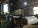 PVDF a enduit l'enroulement d'une première couche de peinture en acier