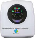 現実的な医学の酸素療法装置の在宅医療の黒カラーのための携帯用酸素のコンセントレイタの発電機Ew50BWは出荷を解放する
