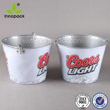 Поднос сервировки олова льда пива Barware изготовленный на заказ металла Non-Slip для партии