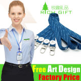 Самое лучшее Selling Screen Printing Lanyard с Metal Hook