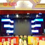 P2.5 LEDフルカラーLEDスクリーン表示ビデオ壁