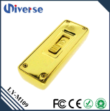 USB Flash Drives Wholesale di Bar 1GB 4GB 8GB 16GB 32GB 64GB 128GB Promotional dell'oro