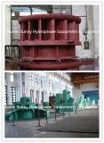 De verticale HydroWaterkracht/Hydroturbine van de Turbogenerator (van het water)
